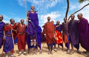 Tanzania strand en safari